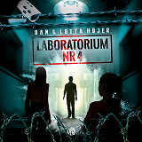 Cover for Laboratorium nr 4: Hemligt område