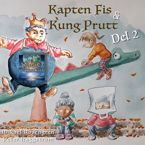 Cover for Kapten Fis & Kung Prutt : Del 2