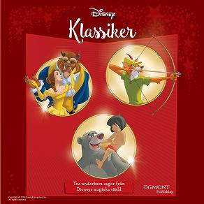 Cover for Disney klassiker