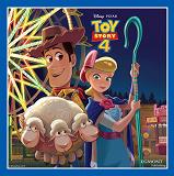 Cover for Toy Story 4 - Lätt att läsa