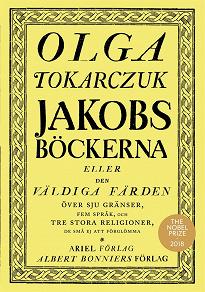 Cover for Jakobsböckerna