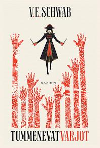 Cover for Tummenevat varjot