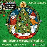 Cover for Jul i Valleby. Det stora strömavbrottet