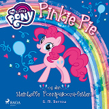 Cover for My Little Pony - Pinkie Pie og den steintøffe Ponnipalooza-festen!