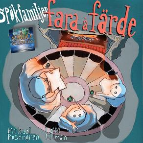 Cover for Spökfamiljen : Fara å färde