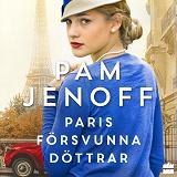 Cover for Paris försvunna döttrar
