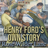 Cover for Henry Ford's Own Story