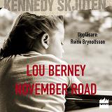 Cover for November Road