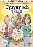 Cover for Tjuvar och tjafs : Vänner 4ever del 5