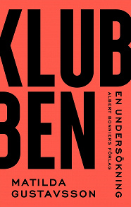 Cover for Klubben