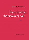 Cover for Det osynliga motstyckets bok