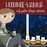 Cover for Huddinge-Hanna och julen - första advent