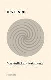 Cover for Maskinflickans testamente