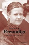 Cover for Personligt : Dagböcker och brev 1927-1939