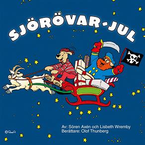 Cover for Bamses sjörövar-jul