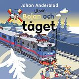 Cover for Bojan och tåget