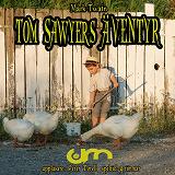 Cover for Tom Sawyers äventyr