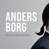 Cover for Finansministern