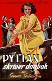 Cover for Pyttan 1 - Pyttan skriver dagbok