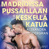 Cover for Madridissa pussaillaan keskellä katua - eroottinen novelli