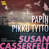 Cover for Papin pikku tyttö