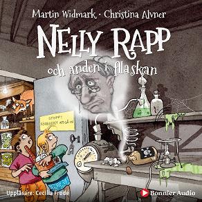Cover for Nelly Rapp och anden i flaskan