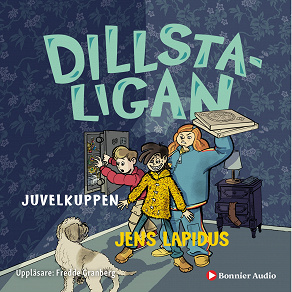 Cover for Dillstaligan: Juvelkuppen
