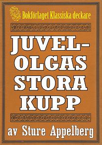 Cover for 5-minuters deckare. Juvel-Olgas stora kupp. Återutgivning av text från 1944