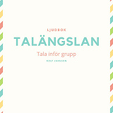 Cover for Talängslan - Tala inför grupp