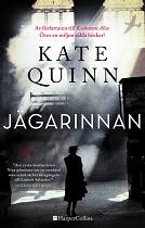 Cover for Jägarinnan