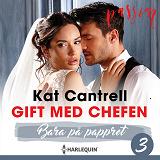 Cover for Gift med chefen