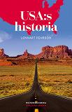 Cover for USA:s historia