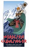 Cover for Nordiska gudasagor