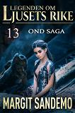 Cover for Ond saga: Ljusets Rike 13