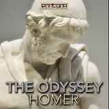 Cover for The Odyssey, Samuel Butler translation