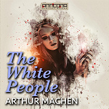 Cover for The White People