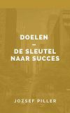 Cover for Doelen – De sleutel naar succes