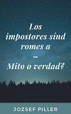 Cover for Los impostores síndromes a - Mito o verdad ?