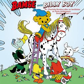 Cover for Bamse och Billy Boy