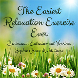 Cover for The Easiest Relaxation Exercise Ever. Brainwave Entrainment