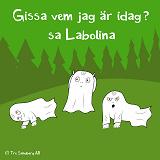 Cover for Gissa vem jag är idag? sa Labolina