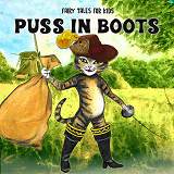 Cover for Puss in Boots