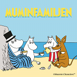 Cover for Muminfamiljen
