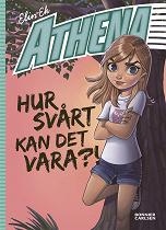 Cover for Athena. Hur svårt kan det vara?!