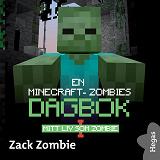 Cover for Mitt liv som zombie