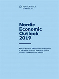 Cover for Nordic Economic Outlook 2019: Annual report on the economic development in the Nordic countries in terms of growth, business cycles and public finance