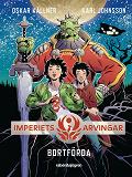 Cover for Bortförda