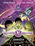 Cover for Imperiets arvingar 2:Järnrosen