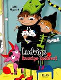 Cover for Ludvigs knasiga spökfest