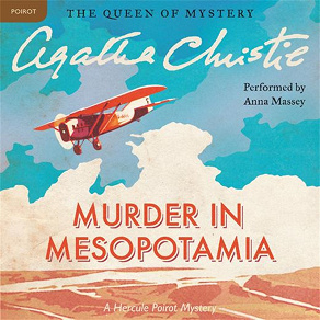 Cover for Murder in Mesopotamia